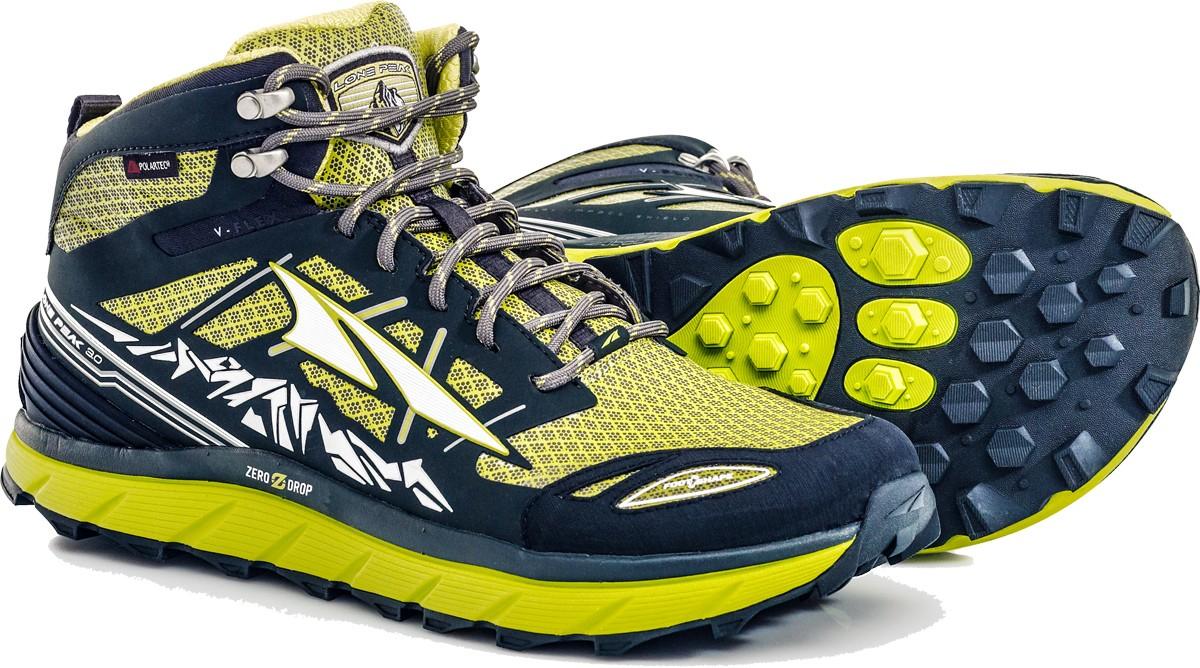 Chaussures 0 Altra Peak Bleue De Lone 3 A543LqRj