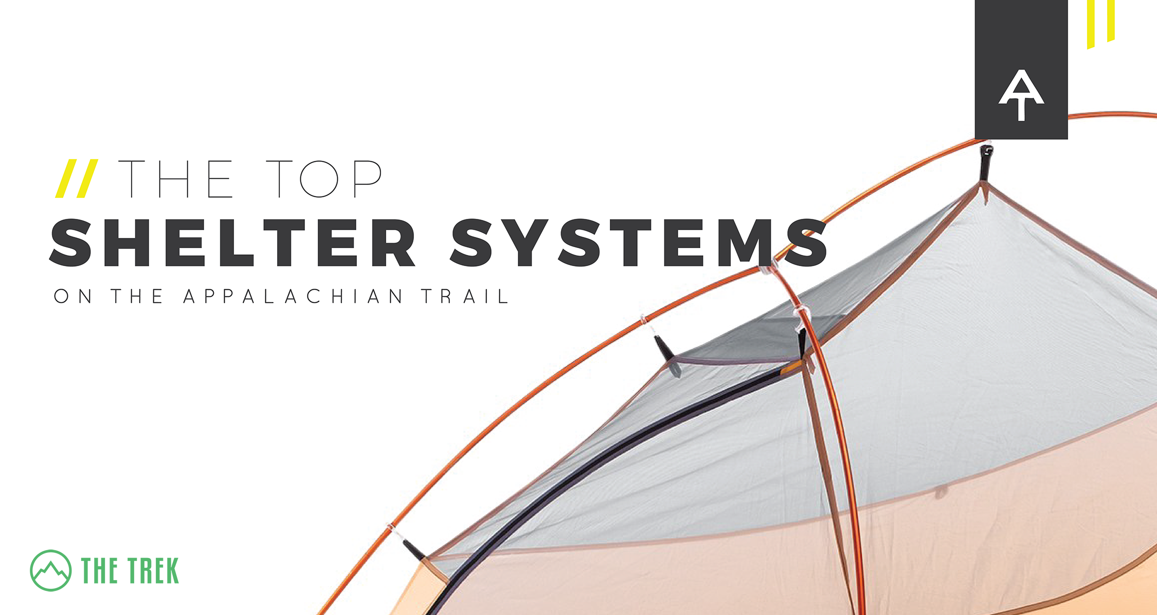 the top tents and hammocks on the appalachian trail  2016 thru hiker survey   the trek the top tents and hammocks on the appalachian trail  2016 thru      rh   thetrek co
