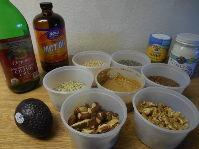 12 Superfoods for getting Fat - by Aria Zoner