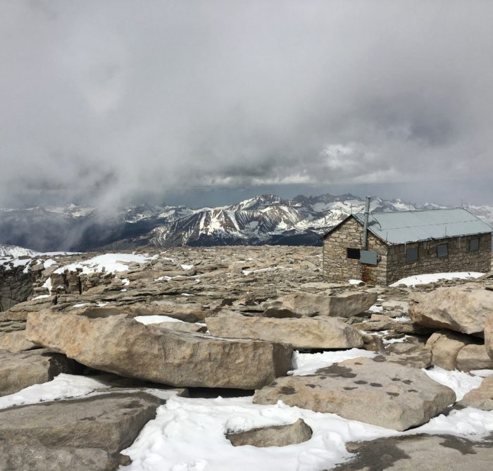 Mount Whitney hut