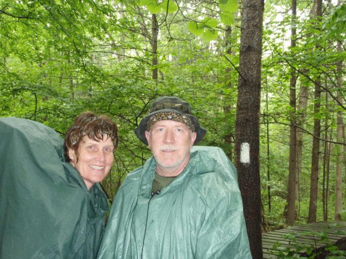 LoGear and EarthTone - wet