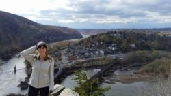 Maryland Heights Overlook, Harpers Ferry, WV.