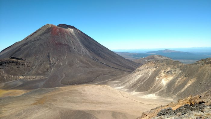 Mt Ngauruahoe (Mt Doom from Lord of the Rings)