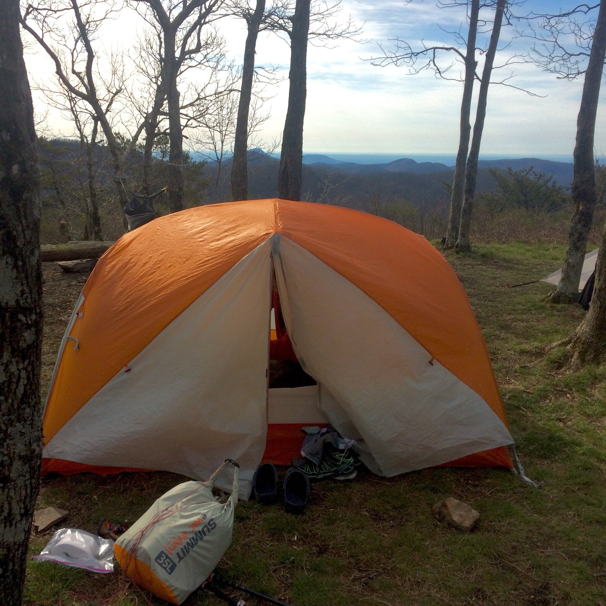 Plus Big Agnes tents are awesome tried and tested true. We used it for over 2000 miles of the Appalachian Trail and our tent became our home ... & Gear Review: Big Agnes Copper Spur UL3 - The Trek