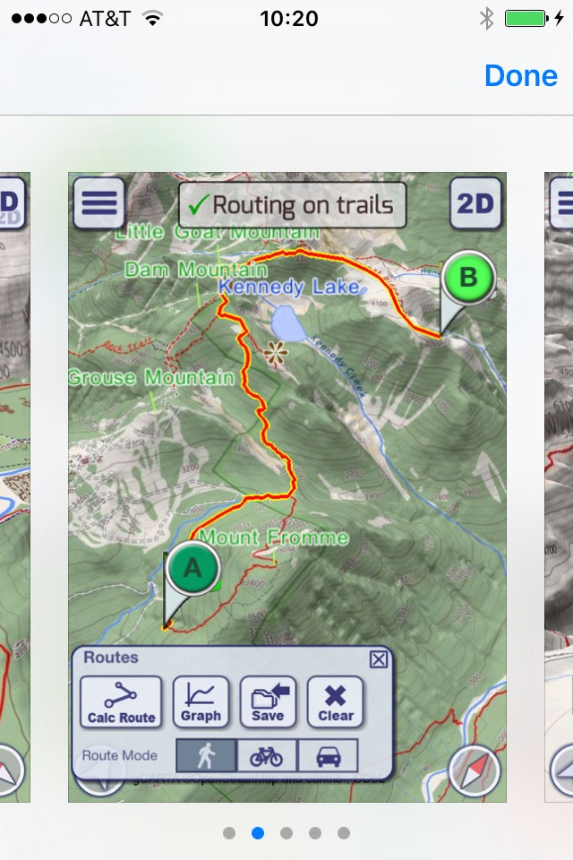Planningmapping Your Way The Trek - Map your distance