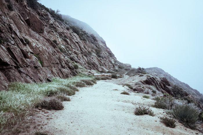 Laguna Mountain Plateau Rim