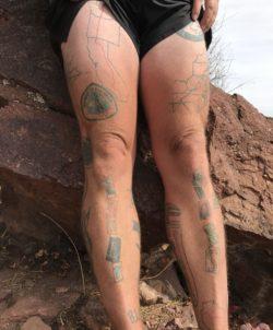 Lint Hikes Tattoos