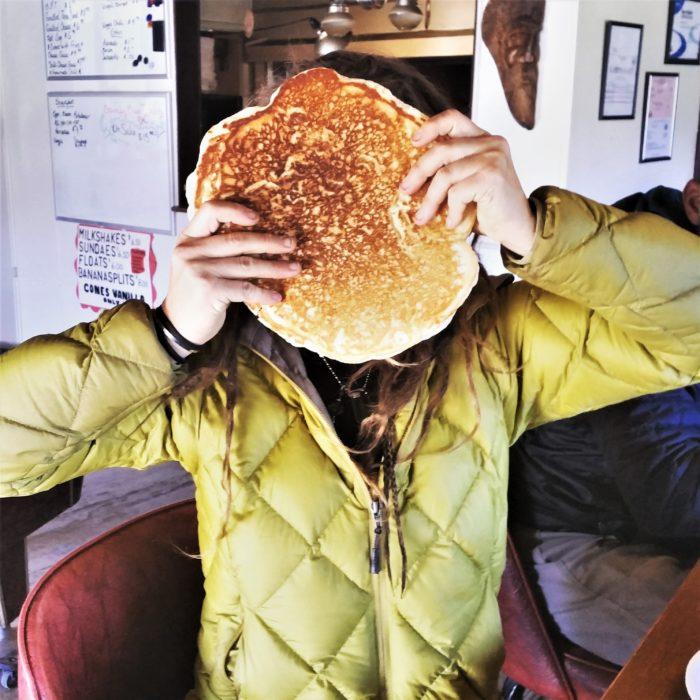 pancake-face