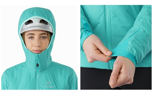 Images from Arc'teryx