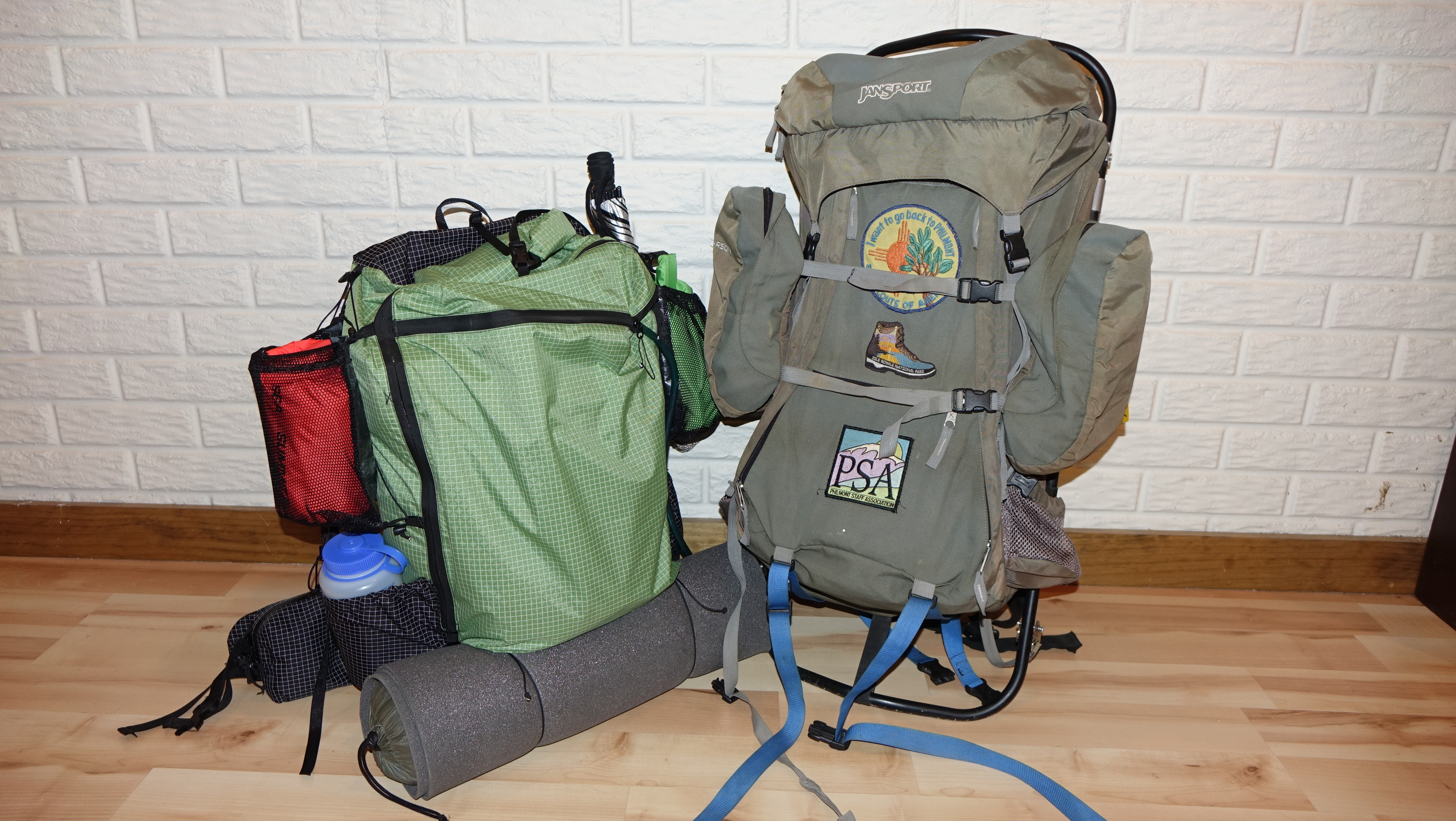 Today\'s Backpack Design and Utility: A Review - The Trek