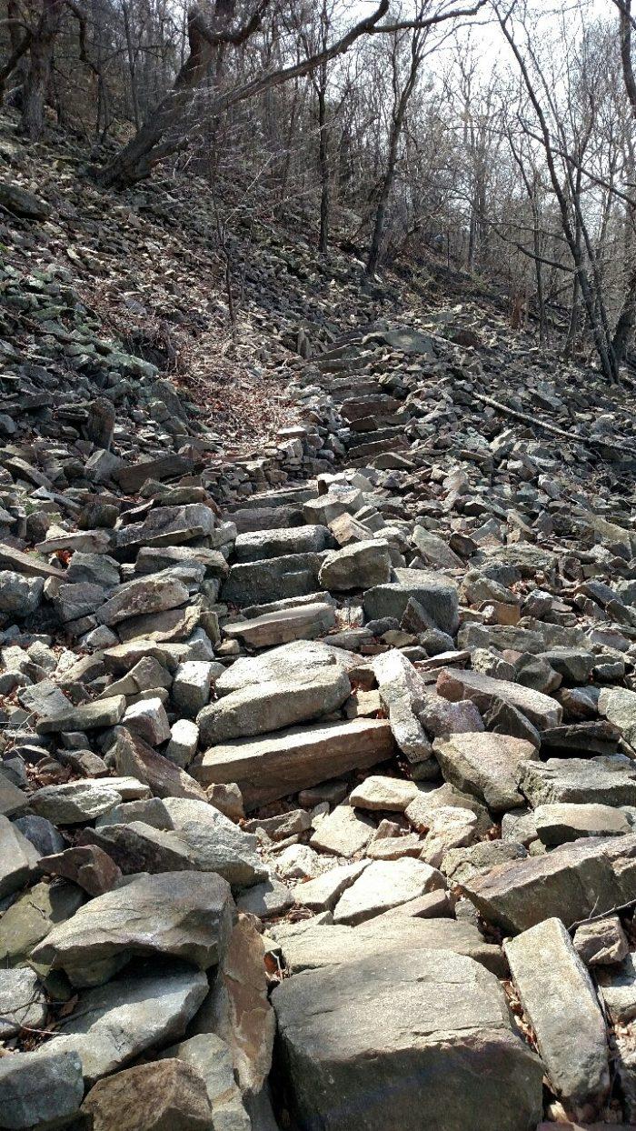 duncannon-rock-staircase
