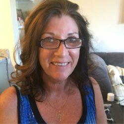 My beautiful mom, Linda aka Mother Puffin