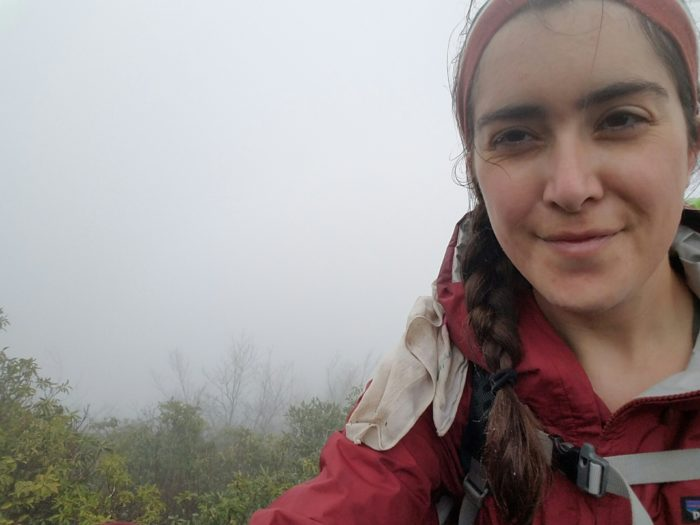 becky-in-front-of-fog