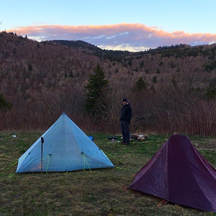 tent-site