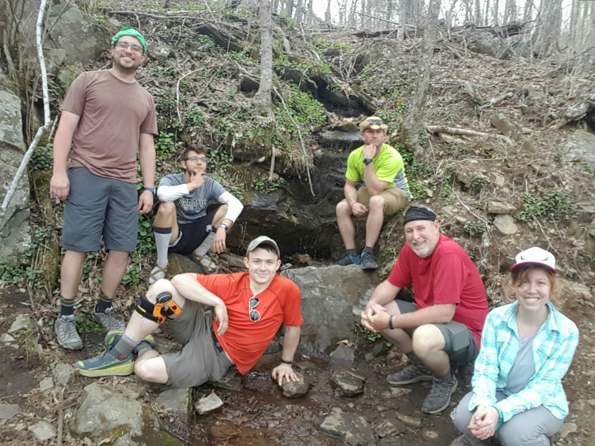 Highs and Lows, week 2 on the Appalachian Trail