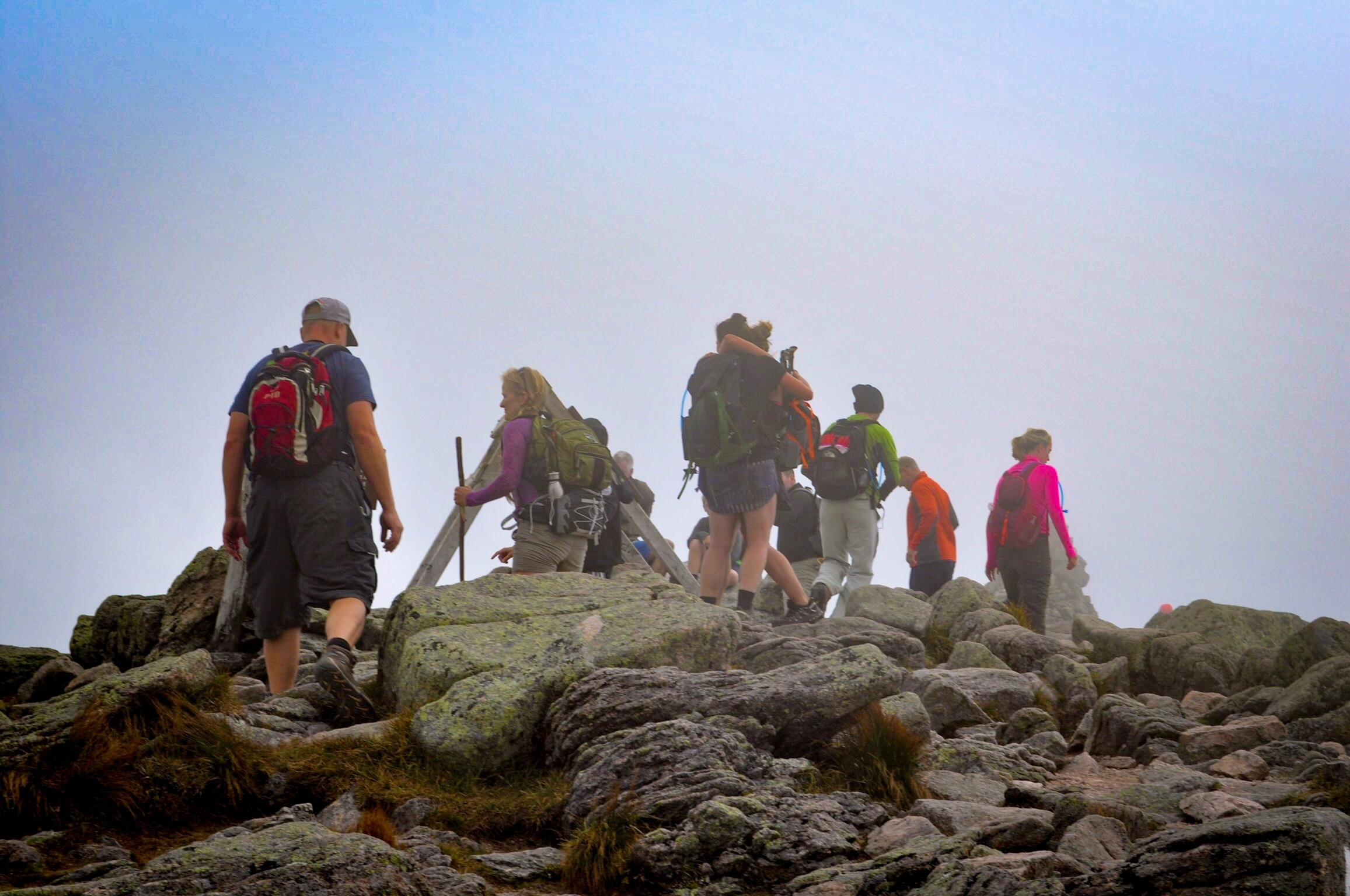 find a partner for appalachian trail