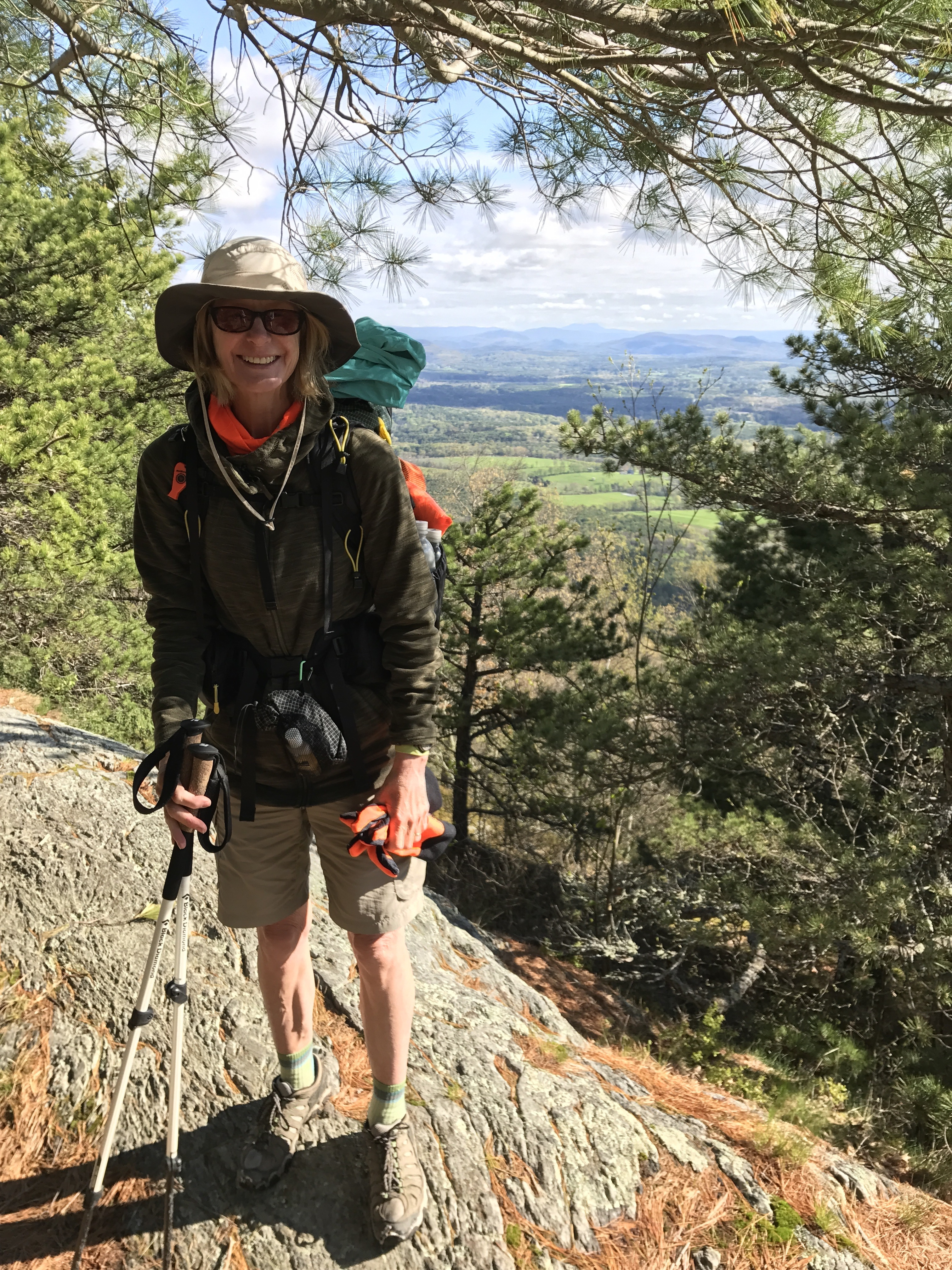 Hiking the Appalachian Trail at Age 63