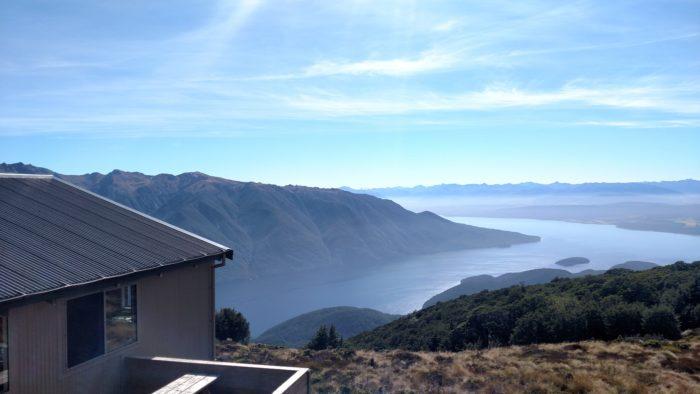 Luxmore Hut, New Zealand