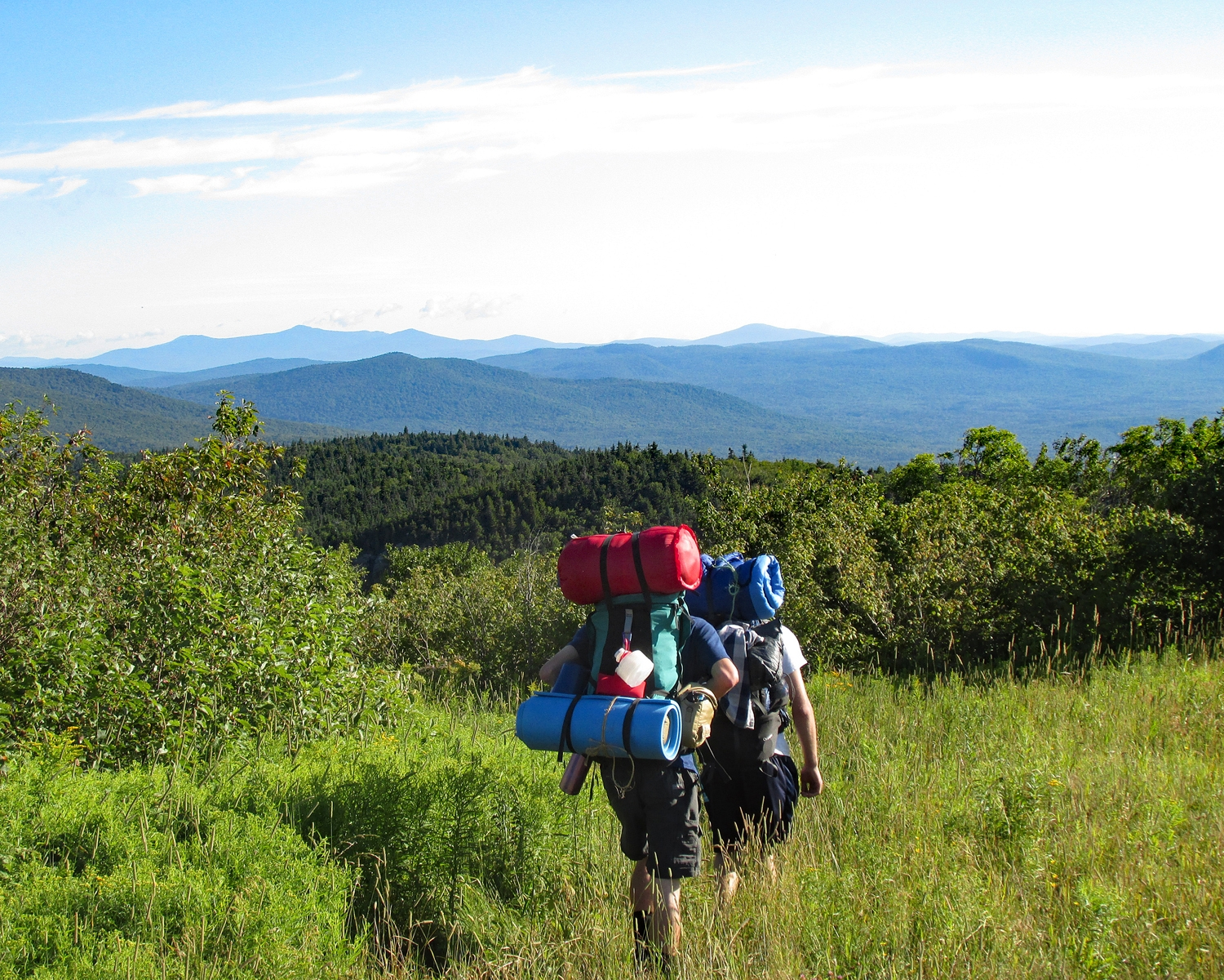 "The Triple Crown of Backpacking: A ""Mini"" Version"