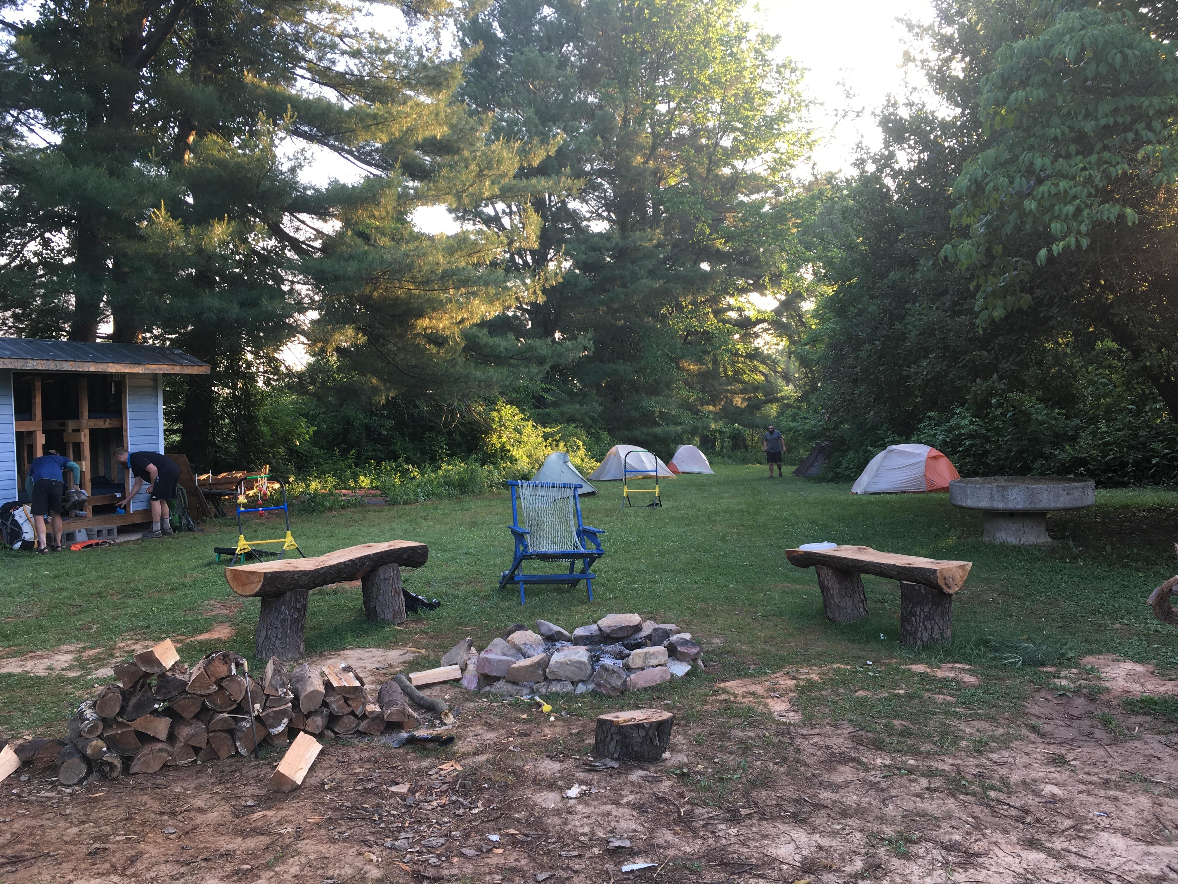 Meet The Hostel: Angel's Rest Hiker Haven, Pearisburg VA - The Trek