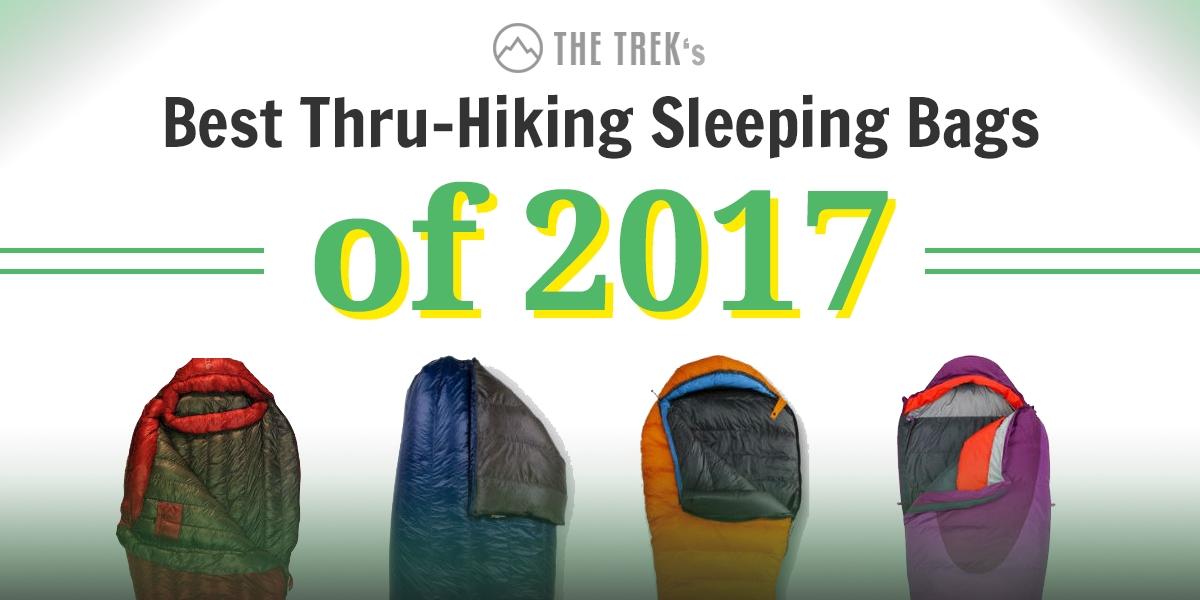 2017 Best Sleeping Bags for Thru Hiking