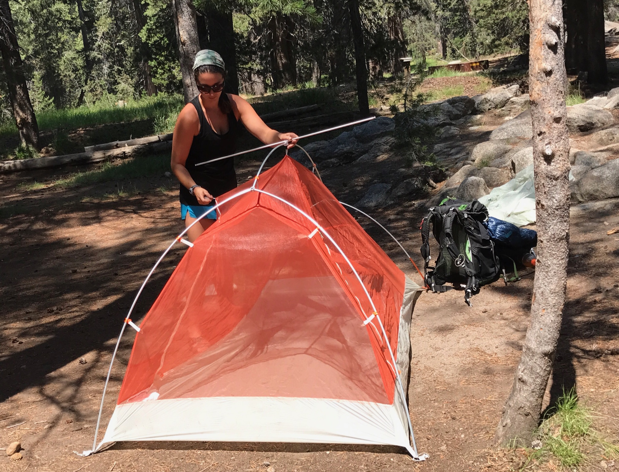 Gear Review Big Agnes Copper Spur 2 Platinum The Trek It would have to be big spur:big pinion vs small spur:small pinion with same gear ratio. big agnes copper spur 2 platinum