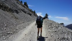 Mt. Baldy Prep Hike for the JMT