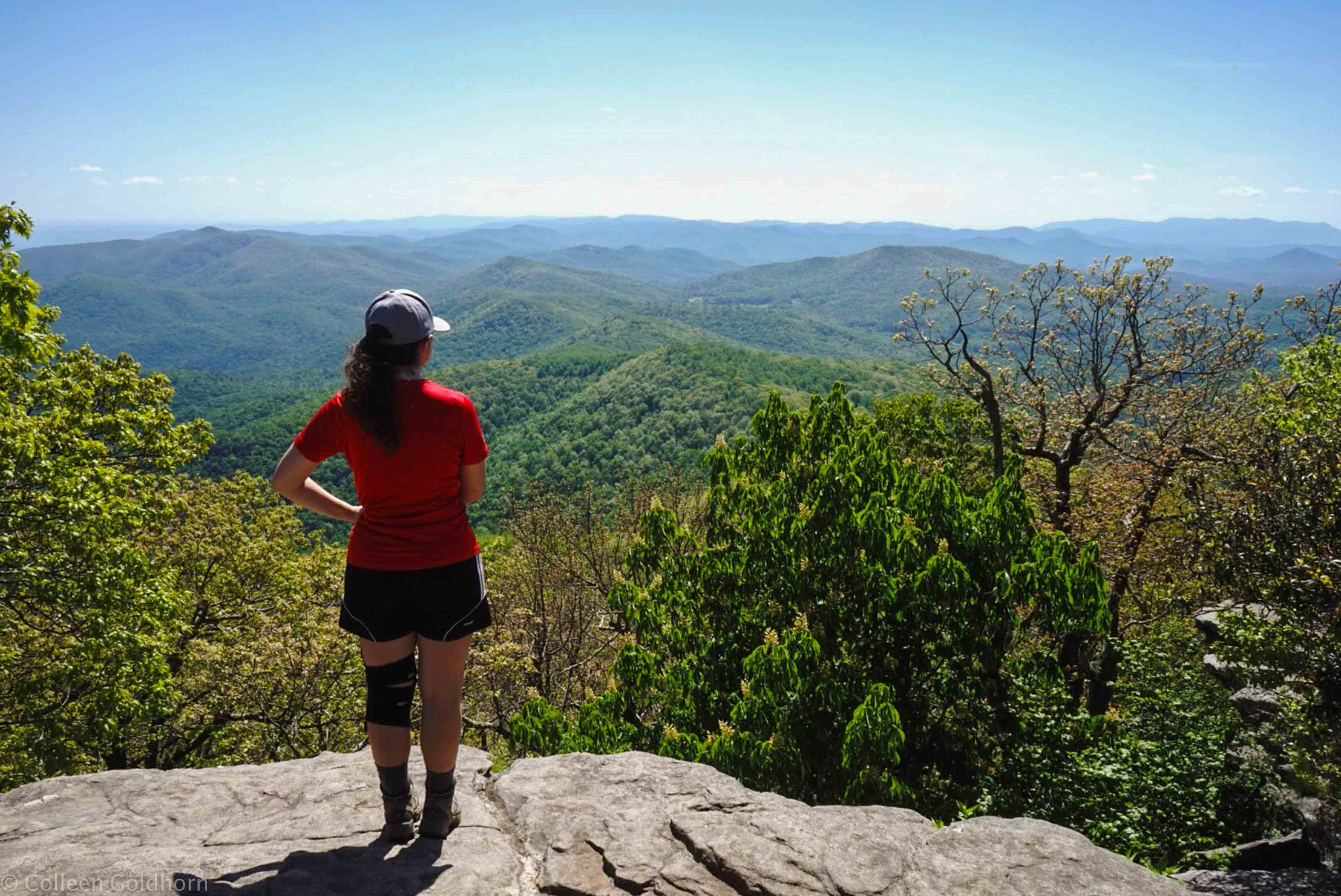 georgia mustsee day hikes on the appalachian trail the