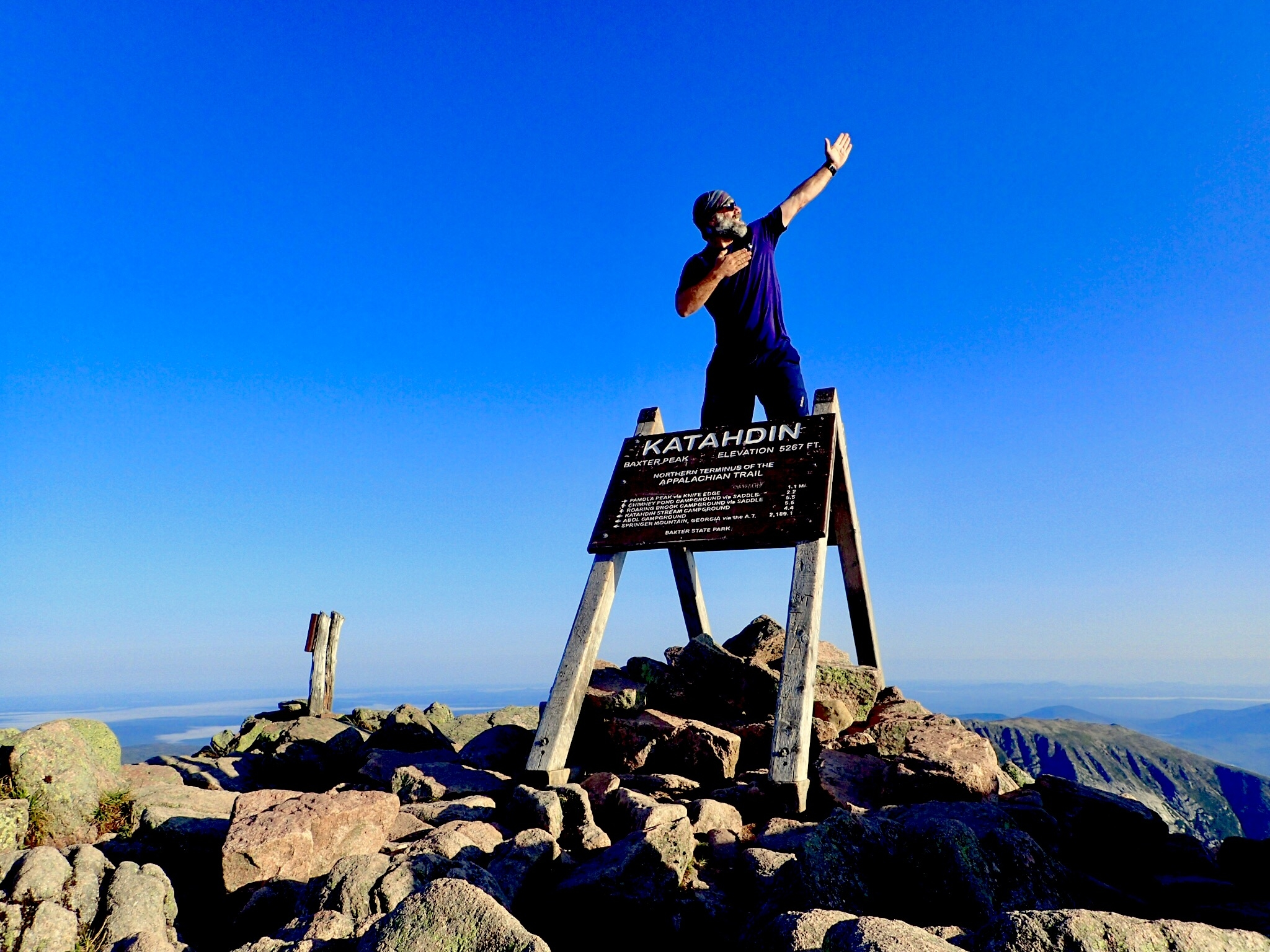Congratulations to These Appalachian Trail Thru-Hikers! (Week of 9/4