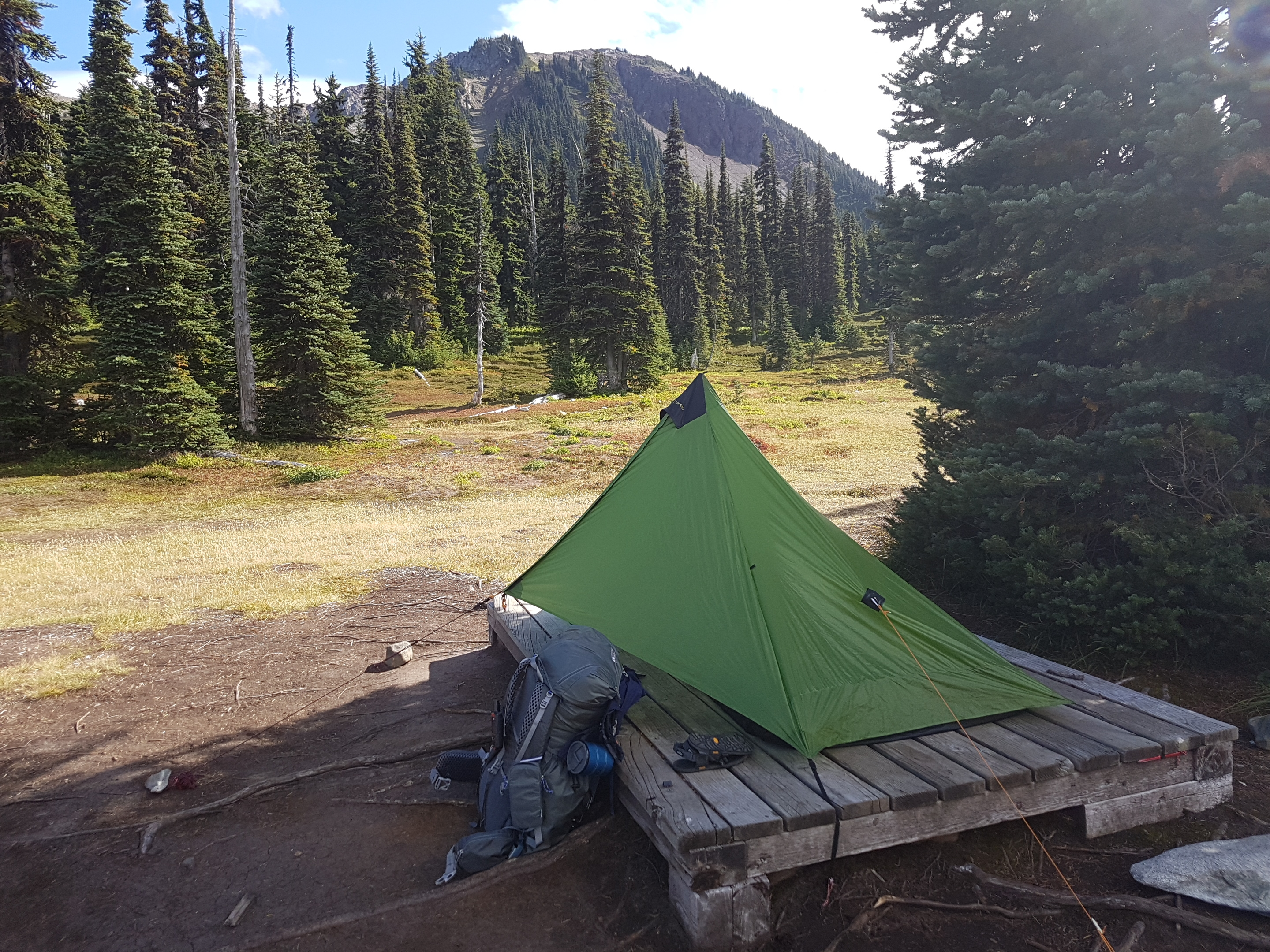 Success! & A Review of My Six Moon Designs Lunar Solo Tent - The Trek