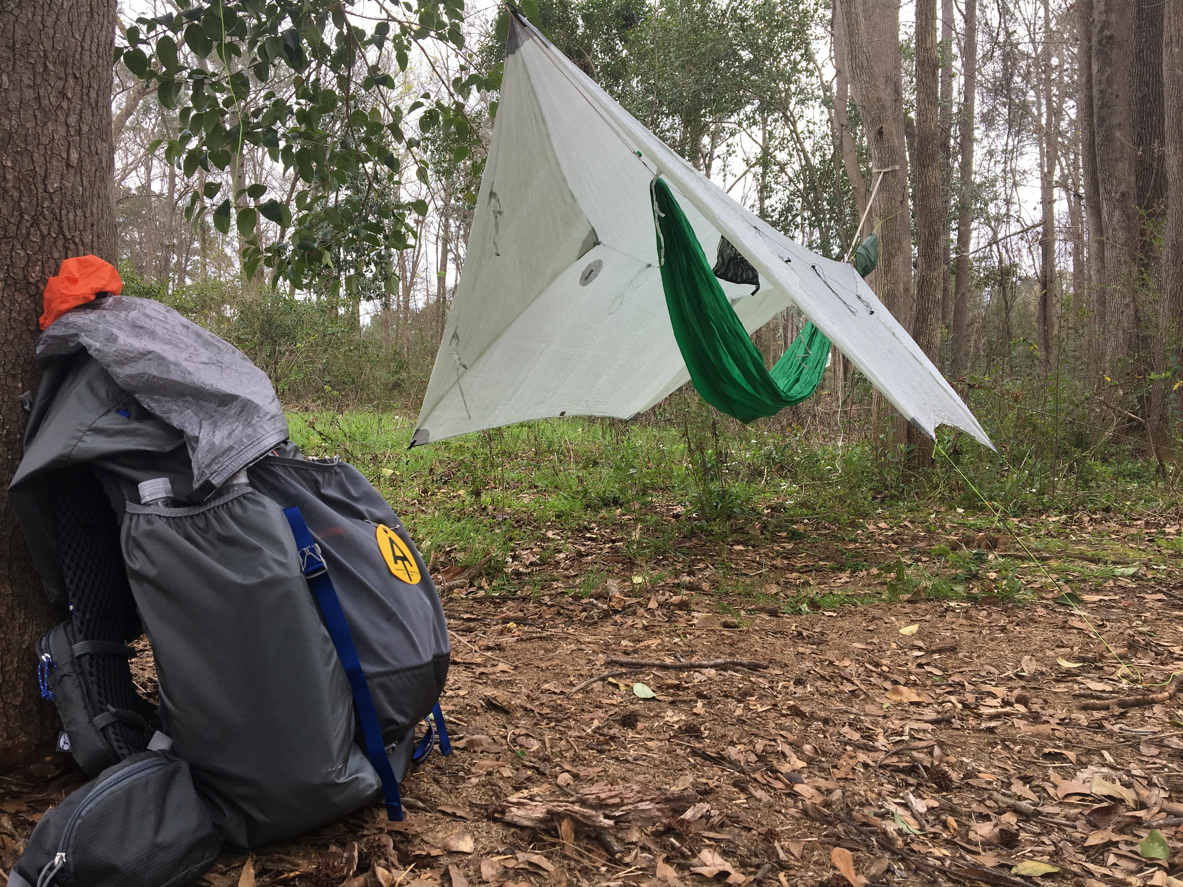 it possible to make tarps from extremely light material that still offers good coverage  the lightest material on the market is cuben fiber or dyneema  how to save weight while hammock camping   the trek  rh   thetrek co