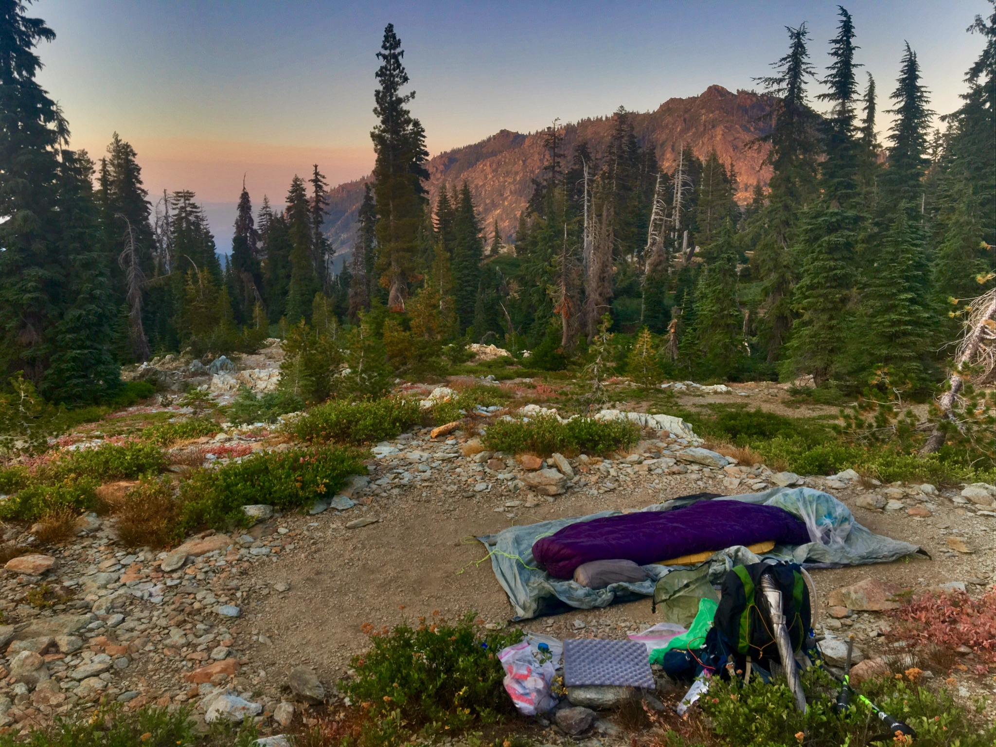 Pacific Crest Trail Food Ideas