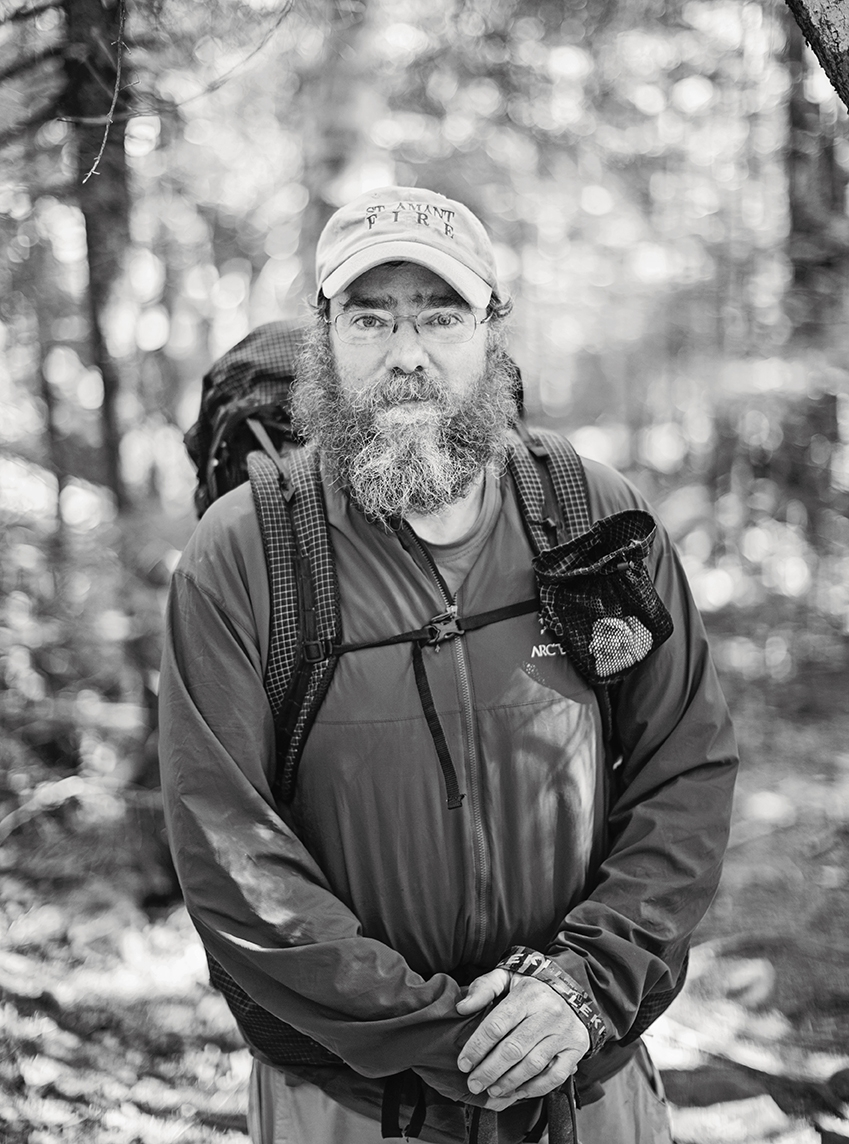 Why They Walked: Portraits of Appalachian Trail Thru-Hikers - The Trek