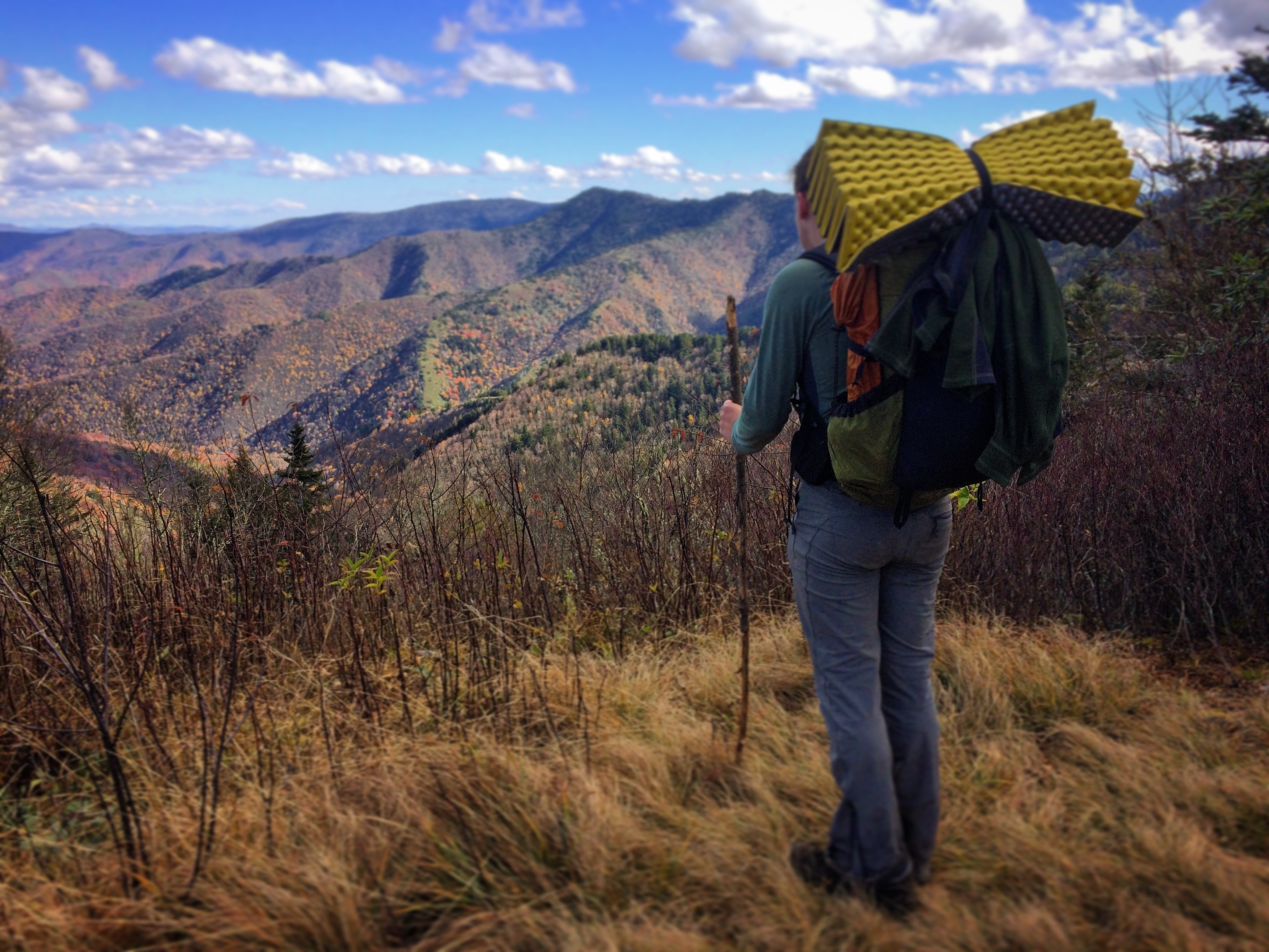 25 Miles Through the Smokies: DIY Loop From Cosby Campground