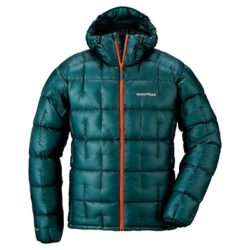 montbell plasma 1000 down parka green
