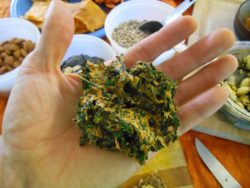 Kale Chips - Superfood Snack Recipes by Aria Zoner