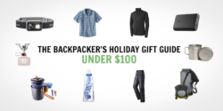 backpackers holiday gift guide under 100