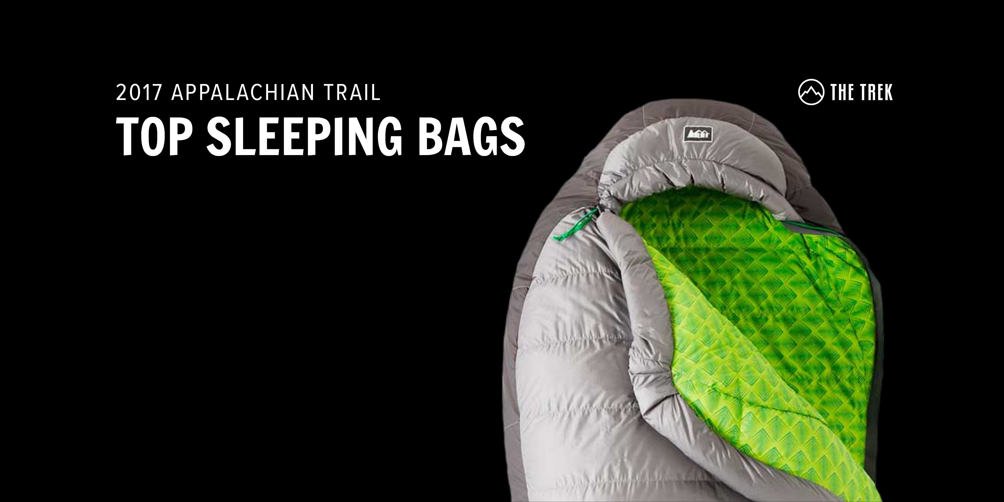 The Top Sleeping Bags and Quilts on the Appalachian Trail in 2017