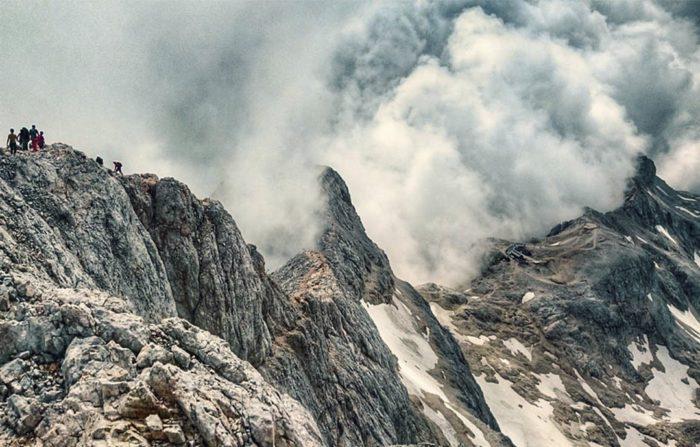 Slovenia, a fantastric hiking playground, mt Triglav