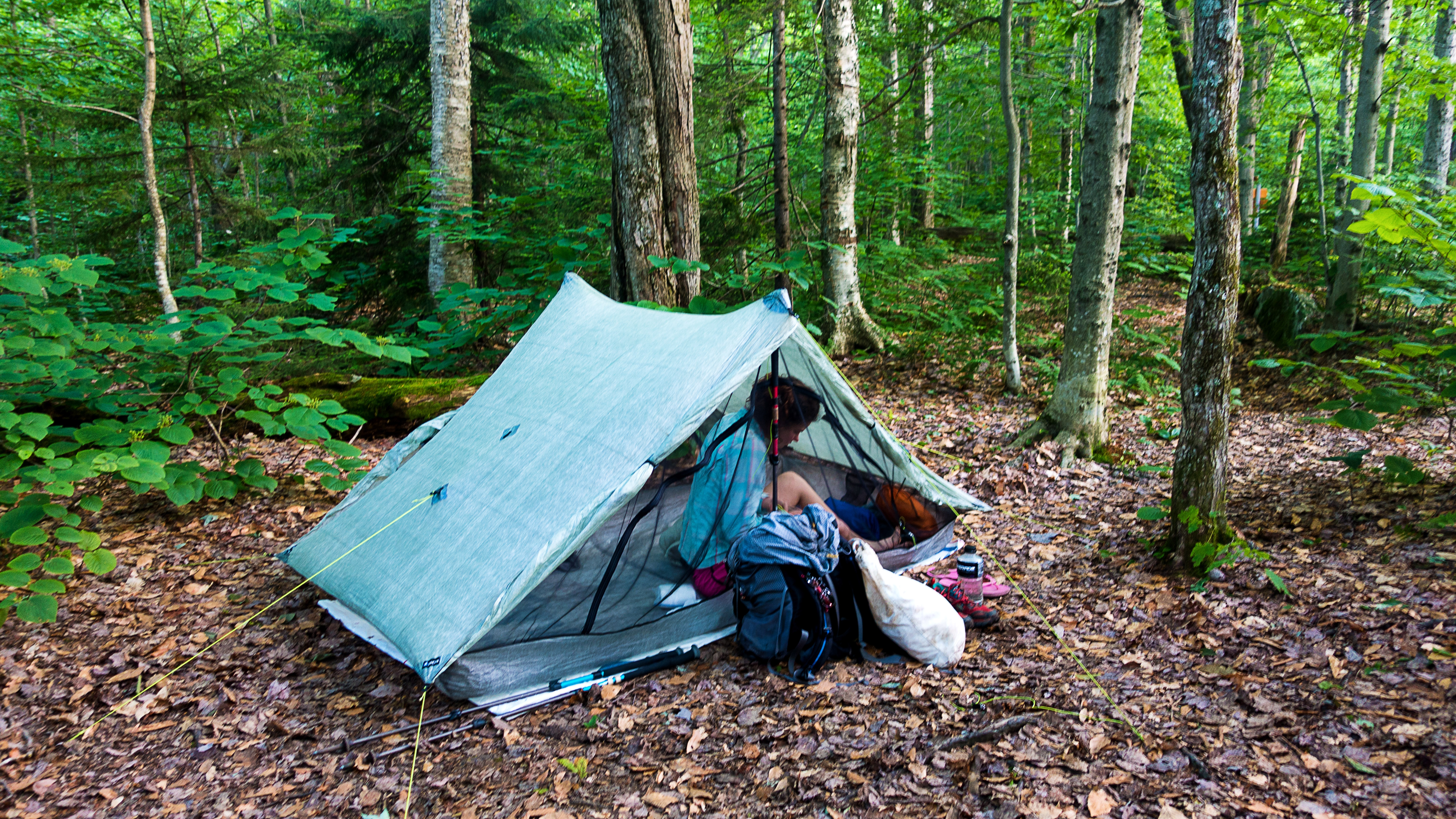 Two-person Duplex. & UL Tents: What You May Be Thinking But Were Afraid to Say - The Trek