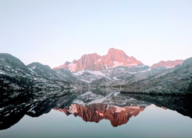 How an Unlikely Hiker Became Obsessed with the Pacific Crest Trail