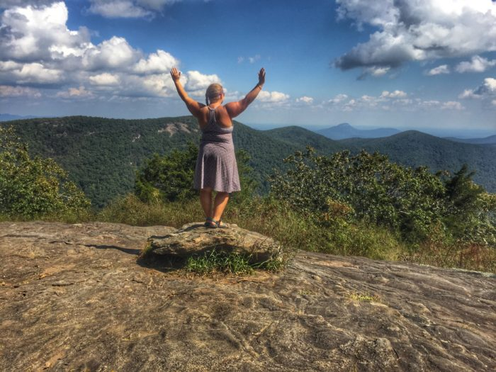 Hiking the Appalachian Trail in Georgia