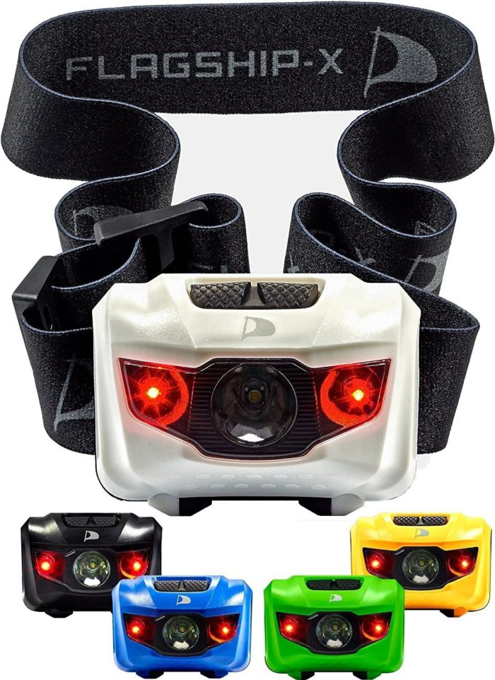 Lightweight headlamp