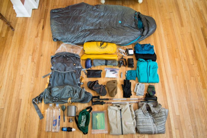 What I'm Carrying: My AT Gear List - The Trek