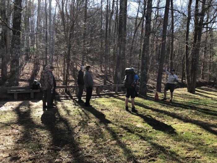 Thru Hiker Class