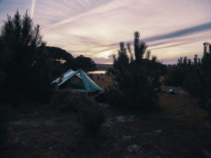 Camp, Portugal