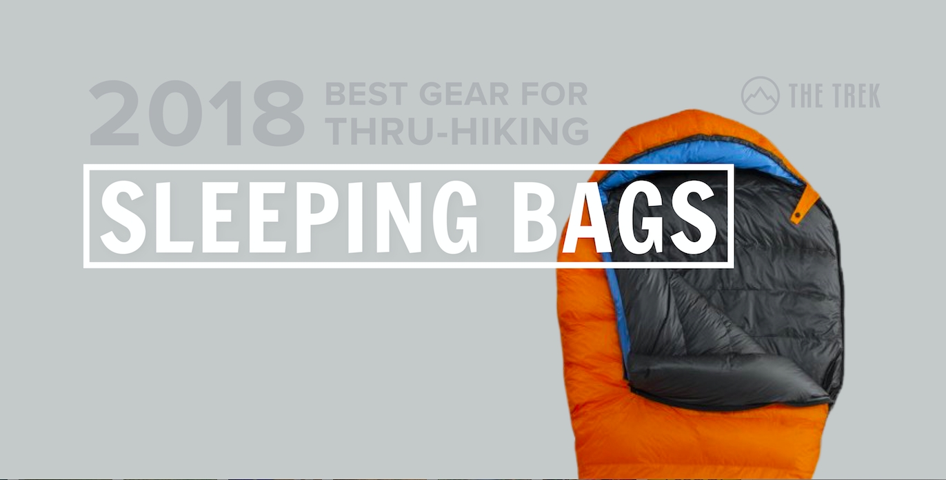 The Best Backpacking Sleeping Bags of 2018