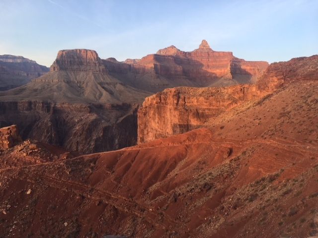 South Kaibab, Grand Canyon Rim-to-Rim-to-Rim