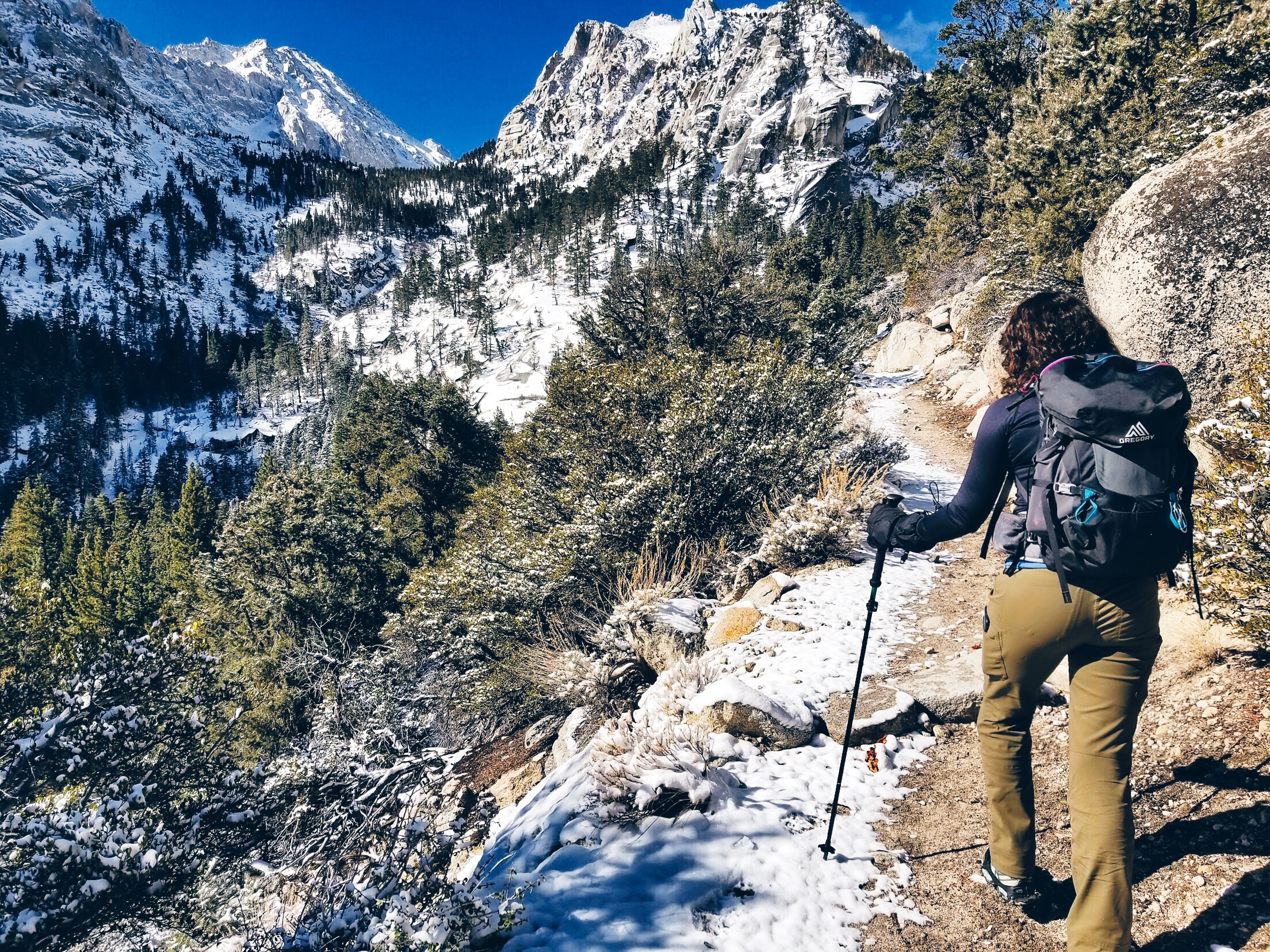 Mt Whitney Climbing, Hiking, and Backpacking