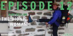 Bionic Woman Niki Rellon